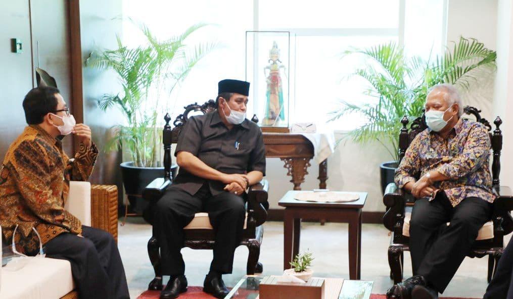UIN STS Jambi Dapat Bantuan Pembangunan Ring Road dan Embung Dari Kementerian PUPR