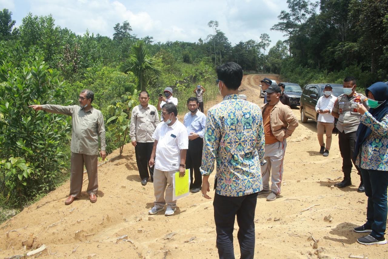 PUPR Provinsi Jambi Survei Pembangunan Ringroad UIN STS Jambi