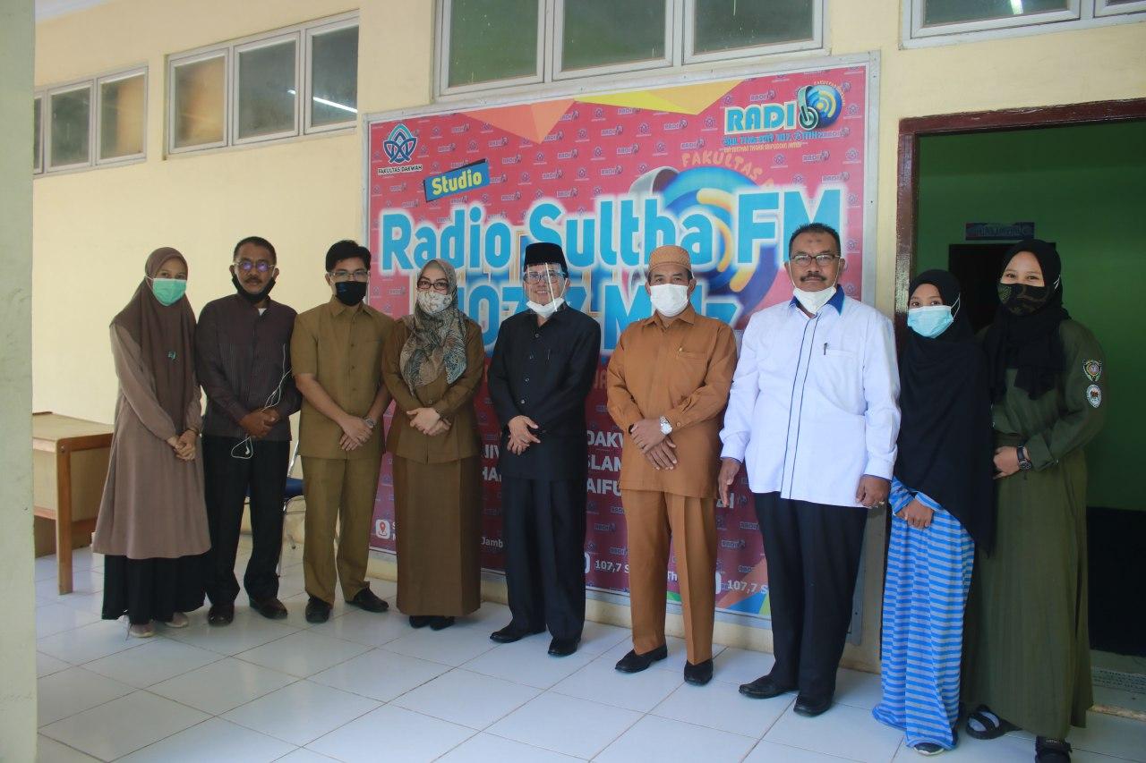 Dialog Ramadan, Rektor : UIN Jambi Siap Menuju Ranking Dunia