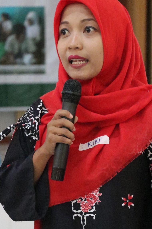 Kiki Fatmawati, Dosen UIN STS Jambi Terpilih Sebagai Instruktur Nasional