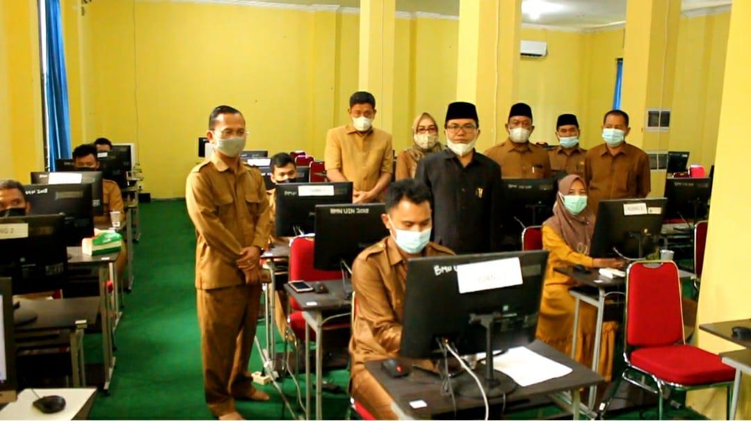 UIN Sutha Jambi Siap Sukseskan UM-PTKIN Tahun 2021