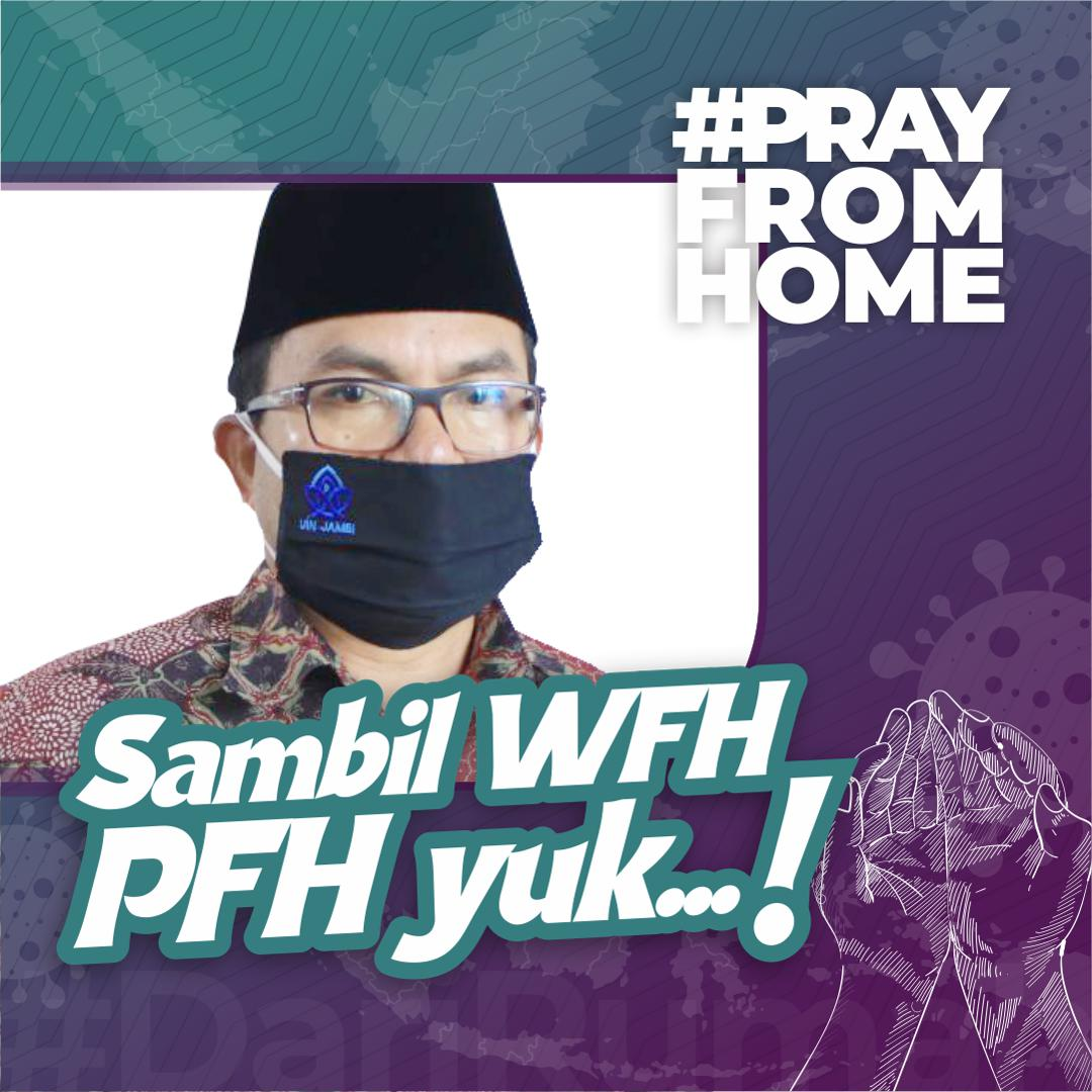 Doa Bersama: Mari Tumbuhkan Optimisme Hadapi Pandemi