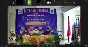 Koordinator Kopertais Wilayah XIII : Mahasiswa Berani Kompetisi